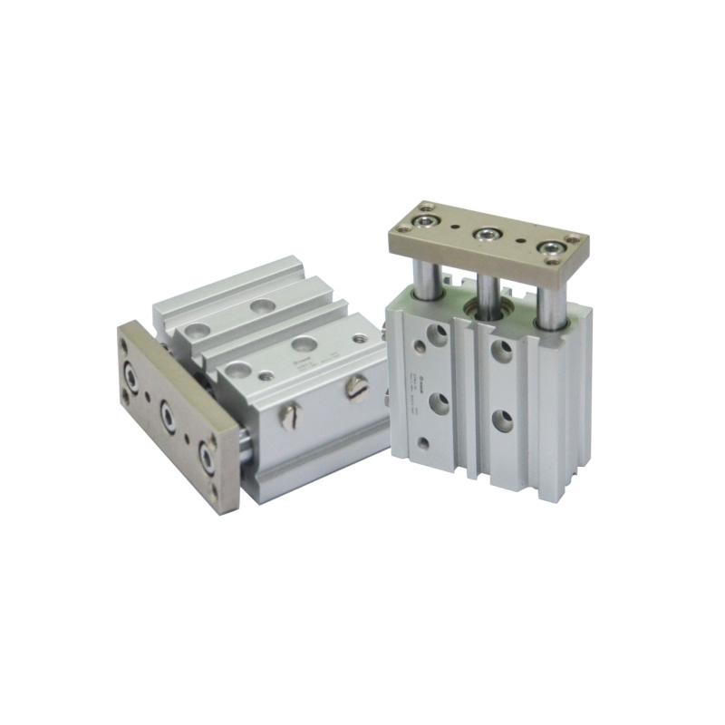 薄型带导杆气缸-AGPM